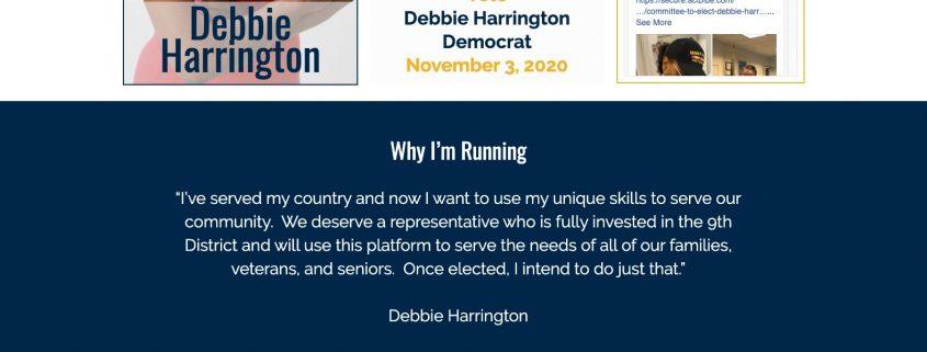 Debbie Harrington